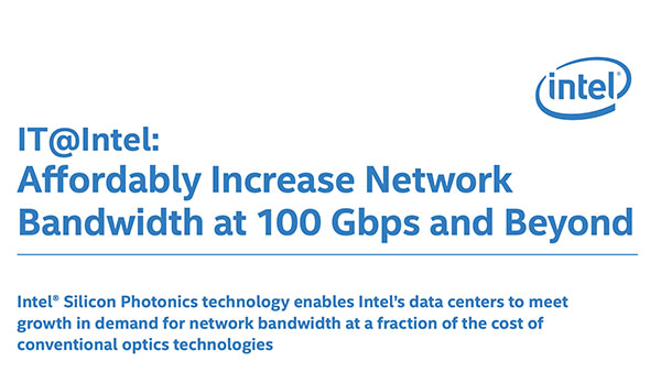 Affordably Increase Network Bandwidth with Optics