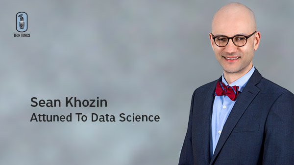 Tech Tonics: Sean Khozin, Attuned To Data Science